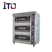 BHM-6QH Chicken Grill Oven Roster