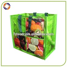 Promotional cheap recycle woven bag,high quality pp woven shopping bag