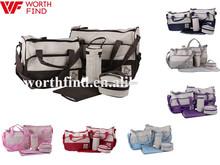 Durable 5pc Set Diaper Bag Fashion Mummy Bag Wholesale