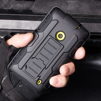 IN STOCK!Shockproof function cell phone case for Nokia Lumai 520, N520 Cell Phone Case