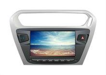 Peu-geot 301 Car DVD GPS navigation