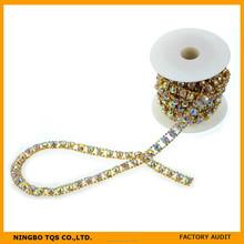 Taza de cadena para la decoracion del vestido