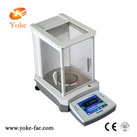 Touch Color Screen electronic laboratory weighing apparatus