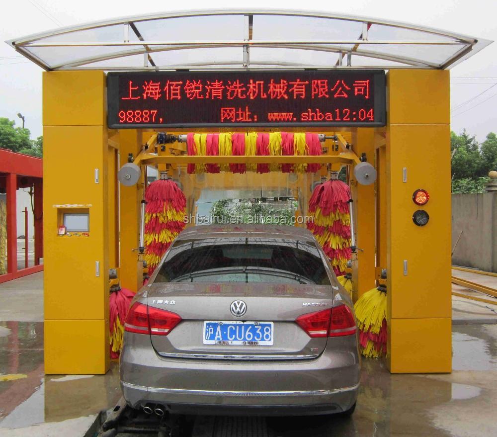 Tunnel carwash tunnel car washing machine car washing machine mobile