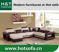 Extra Large U Shape Sectional Sofa with Headrest C122