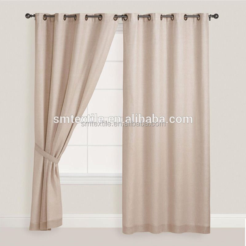 Different styles of elegant curtains for the living room for Different styles of drapes