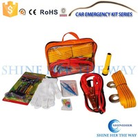 Auto Roadside Tool Safety Survival Emergency Car Kit