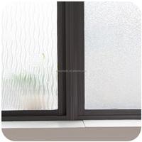 Non PVC reusable no glue electrostatic adhesion static cling window film