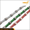 With 7.2mm Diameter Wire Saw Beads Diamond Cutting Wire Saw For Multiwire Machine