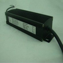 60w Waterproof Dimming Constant Current 18v Switching Slim Led Driver