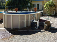 2015 good quality swimming pool above ground
