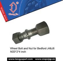 Wheel Bolt and Nut for Bedford J4&J6