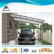 polycarbonate solid sheet for outdoor car canopy
