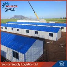 Prefabricated house Quick installation Mining camp