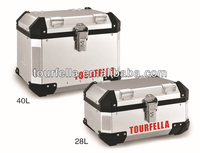 Tourfella Motorcycle top case/ Aluminum case