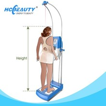 Body Elements Skin Analysis machine with height measurement