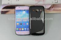 S line TPU cover case for Samsung galaxy trend 3 G3502U G3508