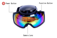 720P HD DV Camera Glasses for Skiing or Motorcycle race