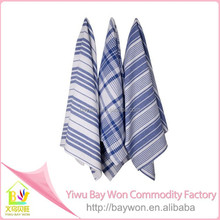 China factory Customized Cheap 100% cotton custom printed tea towel / kitchen tea towel