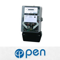 DEM081PA three phase three wire electric motor rpm meter