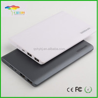 mobile phone travel charger 20000 mah power bank without cable power