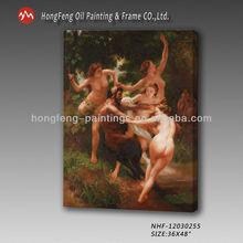 nude portrait oil painting jesus christ oil paintings