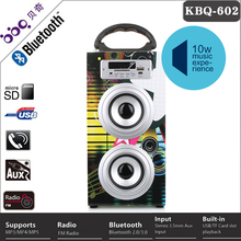Mini speaker chocolate portable bluetooth speaker portable audio