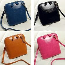 New Fashion latest college girls Artificial leather Shoulder Bags SV019064