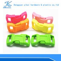 curved shape buckle wholesale ,quick release plastic buckle,quick release buckle for dog collar