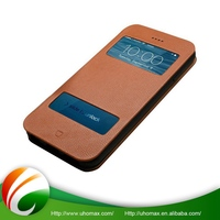 Nice Quality Custom Fit Leather Soft Skin Case For Iphone 6
