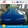 Prime Protective Film Covered Color Prepainted Galvanized Steel Coil
