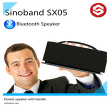 Best gift for Father's day bluetooth speaker with NFC SX05 electronic gadgets for 2015 SINOBAND