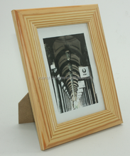 Stylish funny photo frames vinyl records wholesale wooden plain shabby photo frames