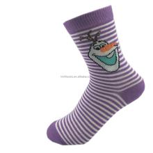 cartoon print socks for children boys and girls