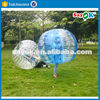 cheap human sized inflatable soccer bubble ball for sale