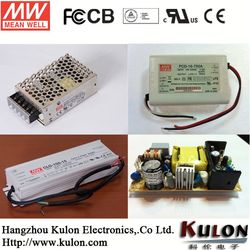 MEANWELL dimming led power supply 12v 5a