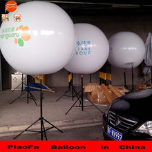 led PVC inflatable lighting balloon toy