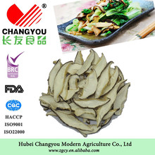 high quality dried shiitake mushroom slice factory