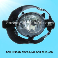 Automobile fog light used NISSAN MICRA/MARCH 2010~ON