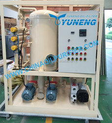 CHINA YUNENG ZJA vacuum transformer oil dehydration filter plant