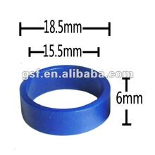 new customer design plastic birds ring with 2-16mm inside diameter for racing pigeon