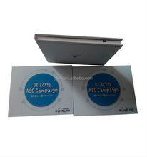 7inch Advertising Player Business Video Card Chinese Factory Card Supplier Business Cards