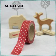 Can Be Repeatedly Paste No Residual Glue Masking Tape Crepe Paper Wholesale