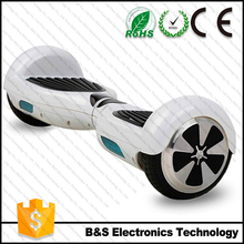 2015 hottest two wheels powerful self balancing scooter bluetooth CE ROSH