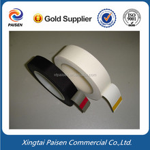 Trusted quality waterproof red/white/black/blue/yellow color pvc electrical insulation adhesive tape