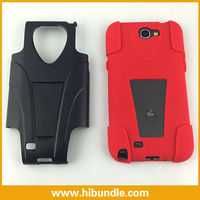 100% brand new for samsung galaxy note2/N7100 TPU case various color for optons soft tpu material