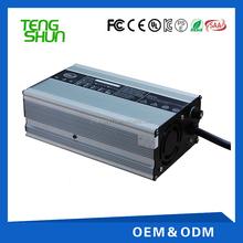 12v 24v 36v 48v deep cycle battery charger for lifepo4 battery