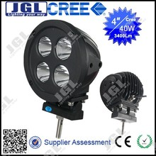 Reliable leading factory wholesale Cree led automotive headlight 40w led automobile