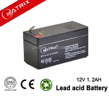 reliable security lead acid battery NP1.2-12