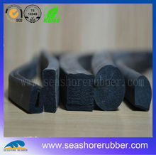 various shapes low density fire retardant EPDM foam gasket